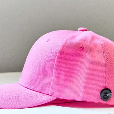 ESS Pink Ball Cap