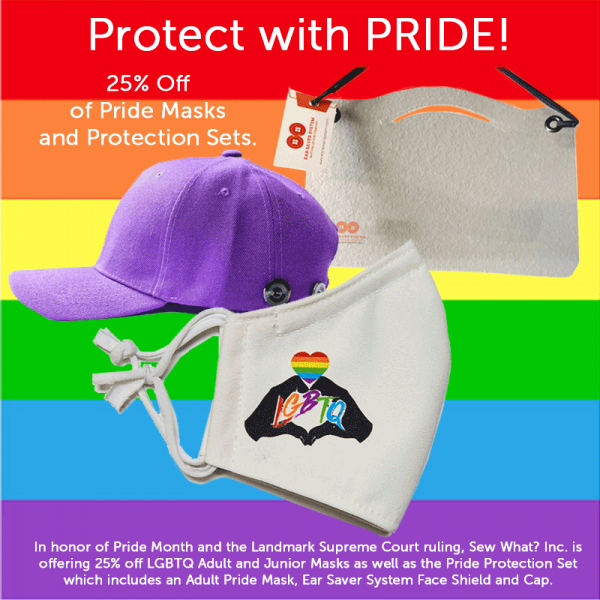 Pride Protection Set